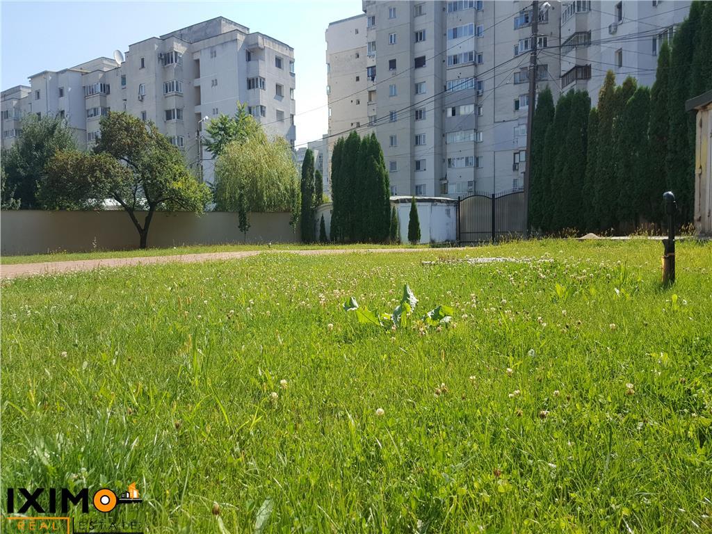 550 mp Str.Traian cu Certificat Urbanism